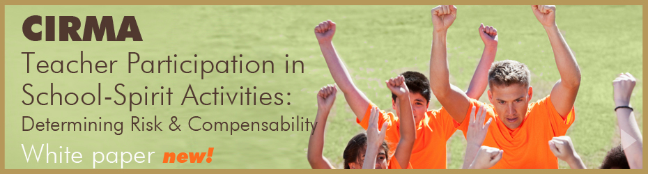 Download the new Teacher participation/determining compensability today.